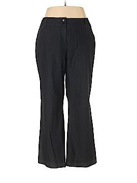 Focus 2000 Wool Pants Size 16w