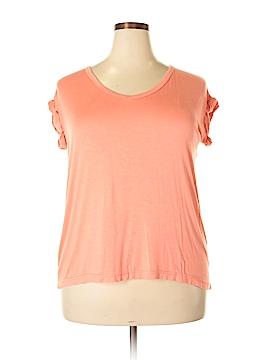French Laundry Long Sleeve T-Shirt Size 1X (Plus)