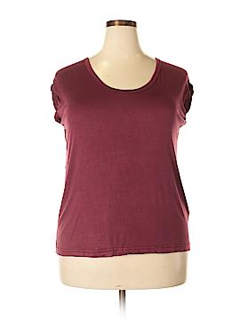French Laundry 3/4 Sleeve T-Shirt Size 1X (Plus)