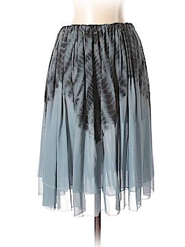 Raquel Allegra Silk Skirt Size Sm (1)