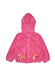 Gymboree Girls Zip Up Hoodie Size 2T - 3T