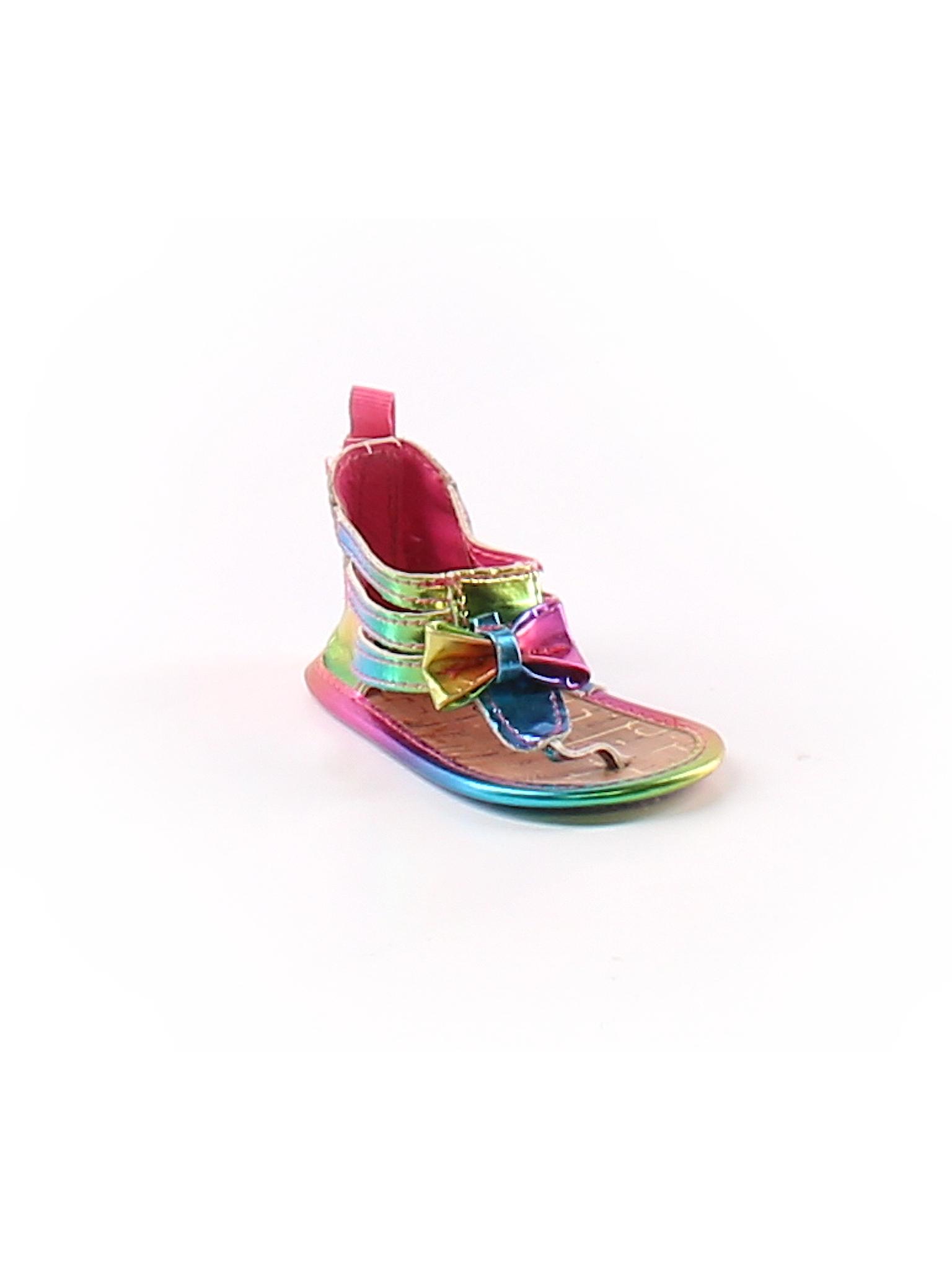 498f35bd5 Amy Coe Metallic Color Block Pink Sandals Size 2 - 77% off | thredUP