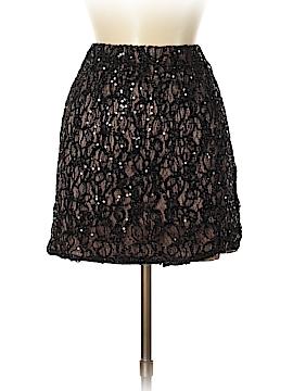 Criss Cross Formal Skirt Size L