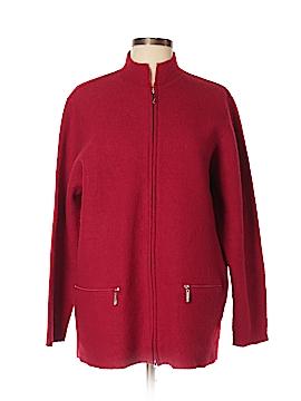 Alexandra Bartlett Wool Cardigan Size 0X (Plus)
