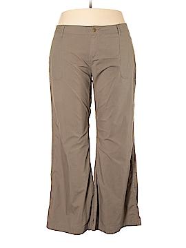 XCVI Khakis Size 2X (Plus)