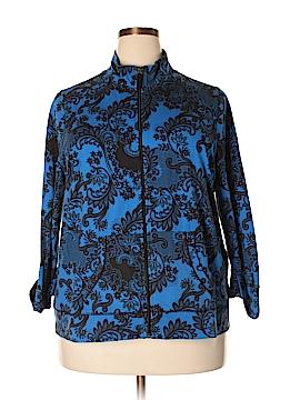 Kim Rogers Jacket Size 1X (Plus)