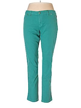 Royal Blue Jeans Size 19