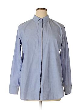 Boden Long Sleeve Button-Down Shirt Size 16