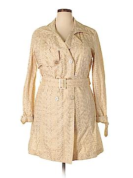 Dana Buchman Trenchcoat Size 14
