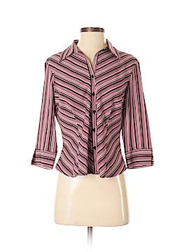 Como 3/4 Sleeve Blouse Size M (Petite)