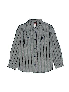 Tea Long Sleeve Button-Down Shirt Size 6
