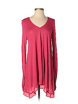Deletta Long Sleeve Top Size S