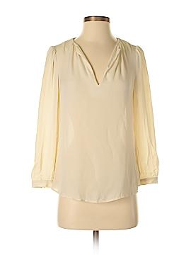 Joie Long Sleeve Silk Top Size XS