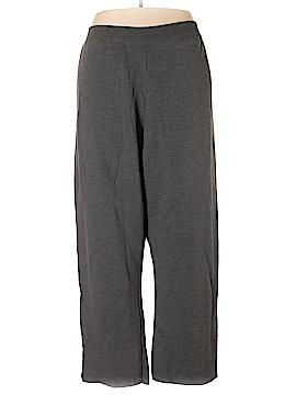 Just My Size Sweatpants Size 5X (Plus)