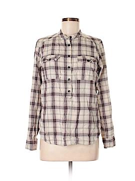 I Heart Ronson Long Sleeve Blouse Size M