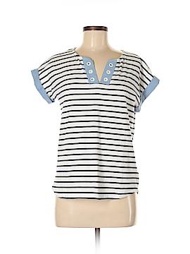 Kim Rogers Short Sleeve Top Size M (Petite)