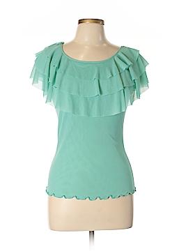 Newport News Short Sleeve Top Size L