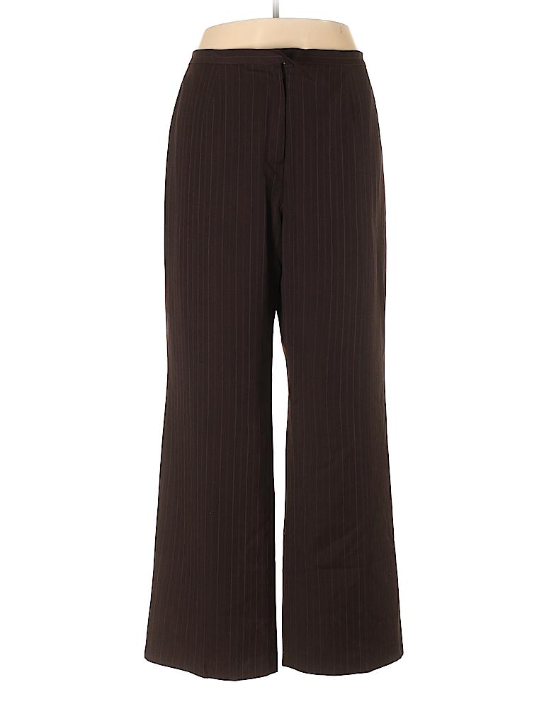 Evan Picone Women Dress Pants Size 18 (Plus)