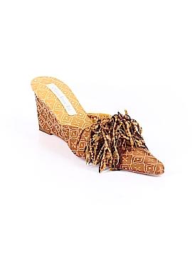 Olivia Rose Tal Mule/Clog Size 6