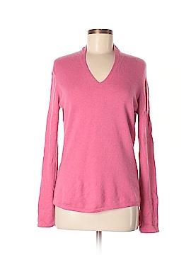 McDuff Cashmere Cashmere Pullover Sweater Size M
