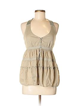 Edme & Esyllte Sleeveless Button-Down Shirt Size 2