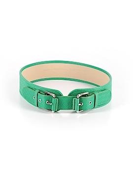 Diane von Furstenberg Leather Belt Size XL