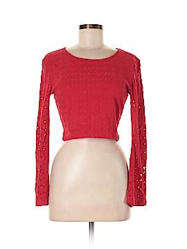 Stefanel Long Sleeve Top Size L