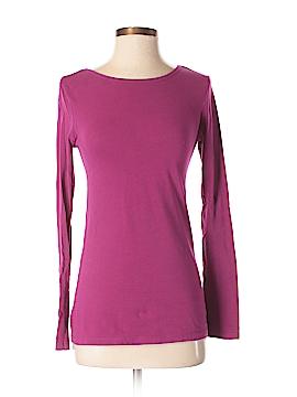 DownEast Basics Long Sleeve T-Shirt Size S