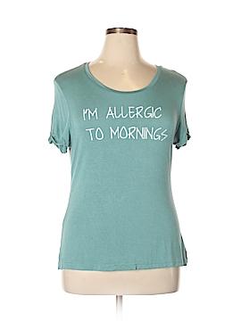Wall Flower Short Sleeve T-Shirt Size XL