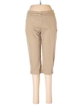 St. John's Bay Khakis Size 6 (Petite)