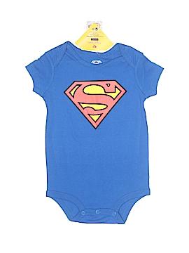 Superman Short Sleeve Onesie Size 12-18 mo