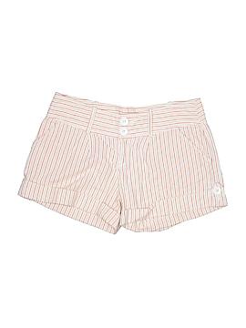 Lux Khaki Shorts Size 6