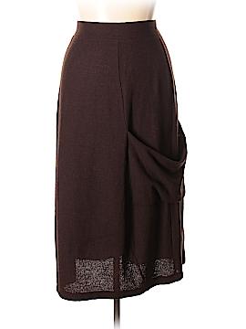 Eileen Fisher Wool Skirt Size XL