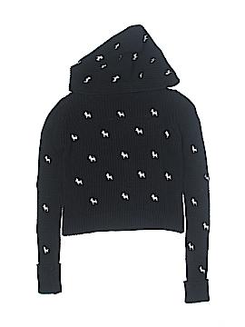 Zara Knitwear Pullover Hoodie Size 4