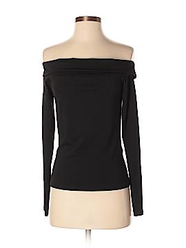 Susana Monaco Long Sleeve Top Size M