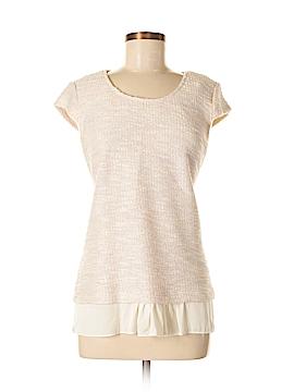 Drew Short Sleeve Top Size M