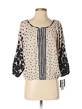 Alfani 3/4 Sleeve Blouse Size 4 (Petite)
