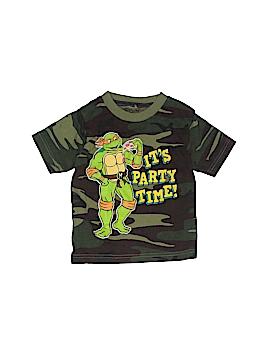 Teenage Mutant Ninja Turtles Short Sleeve T-Shirt Size 2T