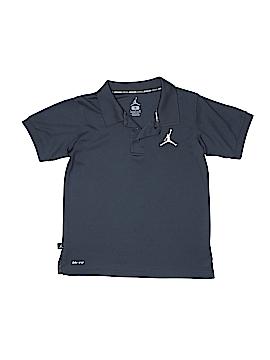 Jordan Short Sleeve Polo Size S (Youth)