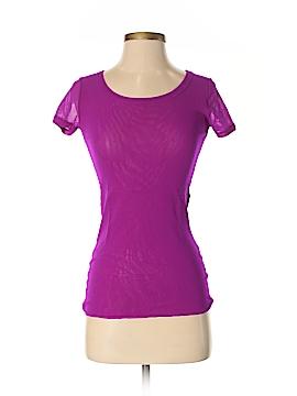 FUZZI Short Sleeve Top Size S