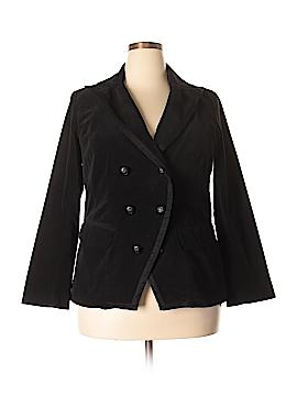 INC International Concepts Blazer Size 1X (Plus)
