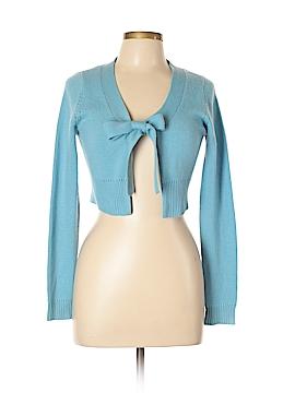 ABS Allen Schwartz Cashmere Cardigan Size M