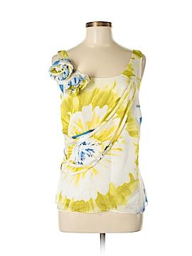 Leifsdottir Sleeveless Silk Top Size 4