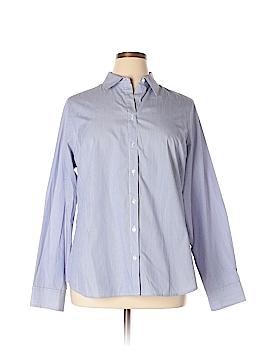 George Long Sleeve Button-Down Shirt Size XXL