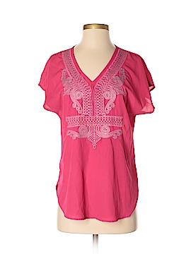 Myan Short Sleeve Blouse Size S