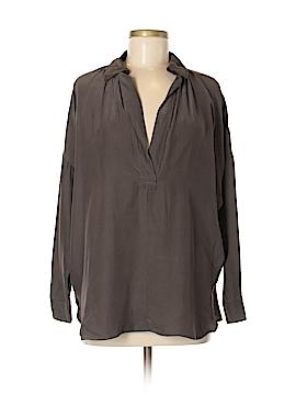 Vince. 3/4 Sleeve Silk Top Size S