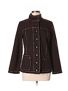 Herman Geist Wool Cardigan Size S