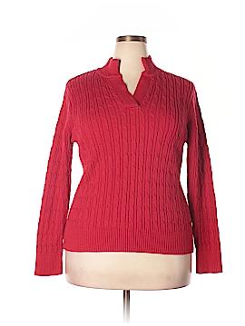 Liz Claiborne Pullover Sweater Size 2X (Plus)