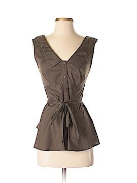 Odille Sleeveless Blouse Size 4