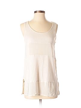 Joan Vass Sleeveless Top Size 4 (0)